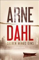 Sieben minus eins: Kriminalroman (Berger & Blom, Band 1)
