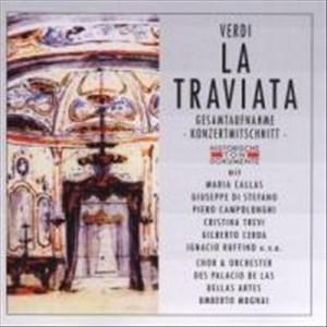 La Traviata   Cover