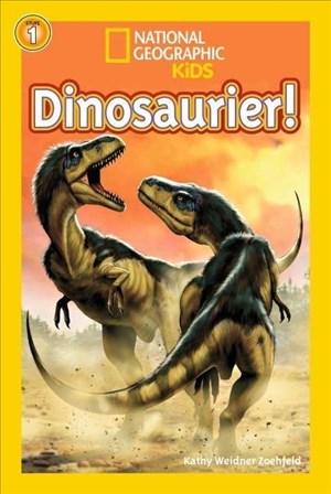 National Geographic KiDS Lesespaß: Dinosaurier: Bd. 11: Dinosaurier (Lesestufe 1 – für Leseanfänger) | Cover