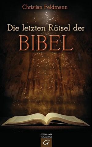Die letzten Rätsel der Bibel   Cover