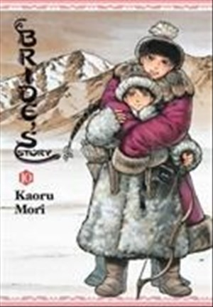 A Bride's Story, Vol. 10 | Cover