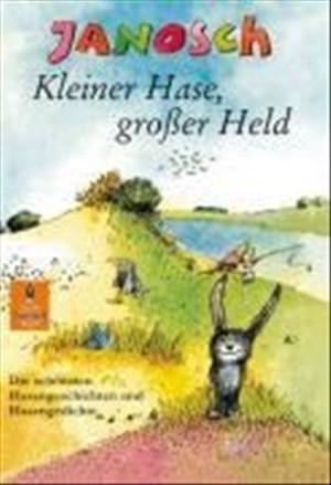 Kleiner Hase, großer Held: Die schönsten Hasengeschichten und Hasengedichte (Gulliver) | Cover
