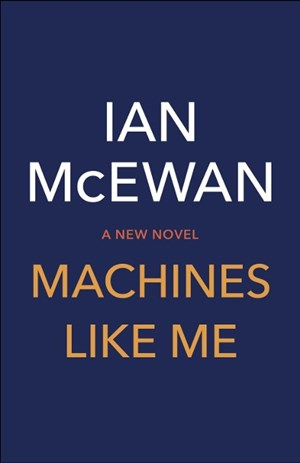 Machines Like Me | Cover