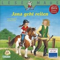 LESEMAUS, Band 76: Jana geht reiten