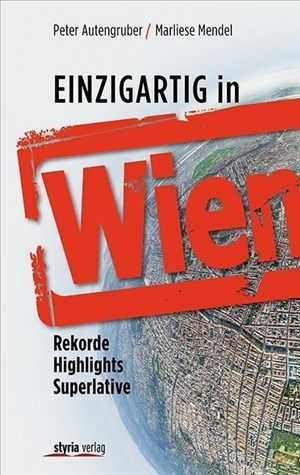 Einzigartig in Wien | Cover