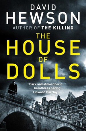 The House of Dolls (Detective Pieter Vos, Band 1) | Cover